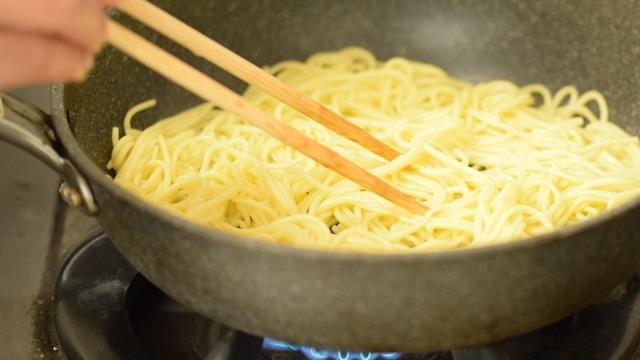 味川柳 ざる中華 茂野製麺