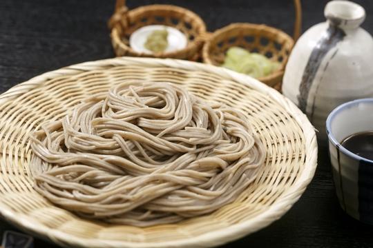 茂野製麺 贅沢ざるそば